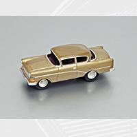"Opel Olympia Rekord ""champagner / braun"""